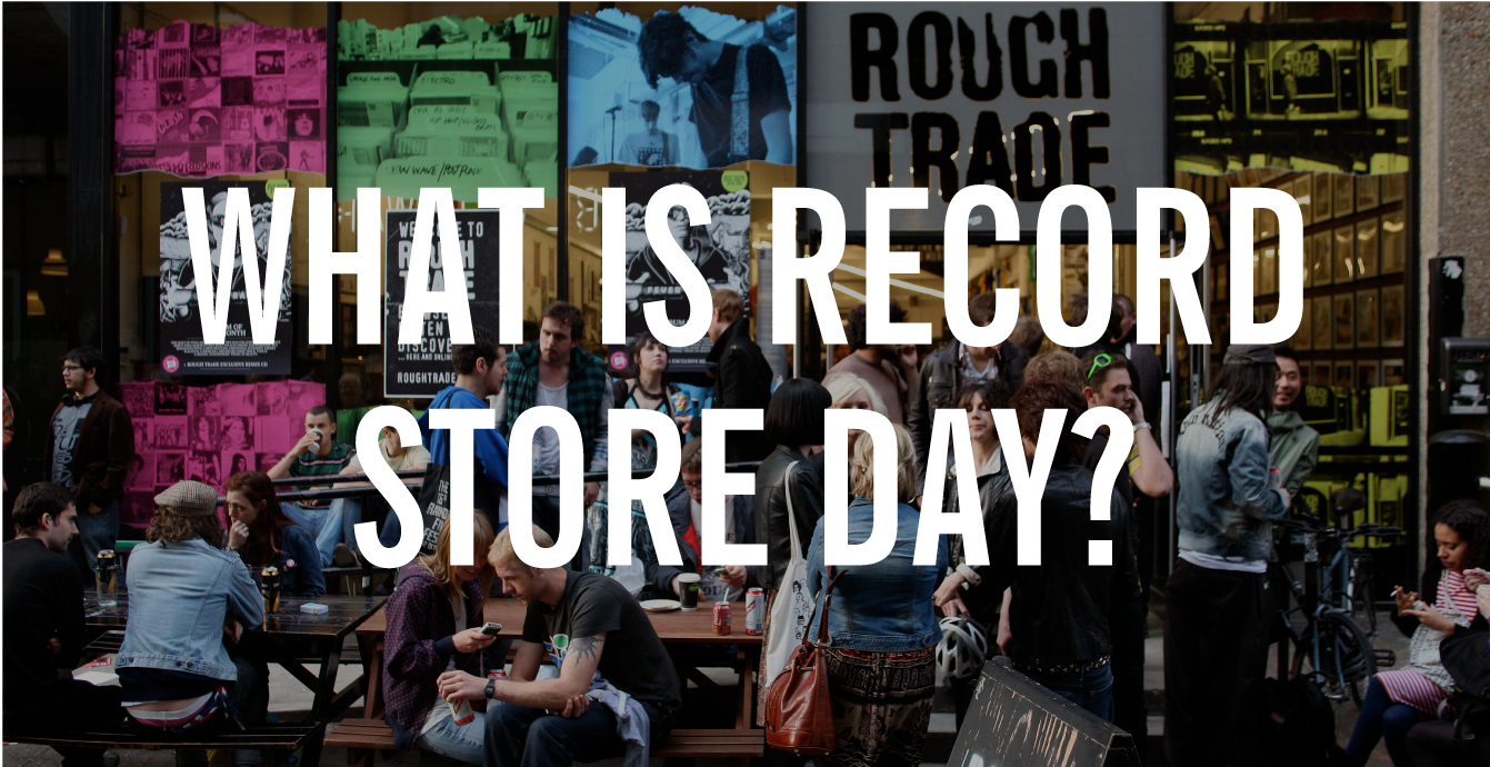 What is record store day?