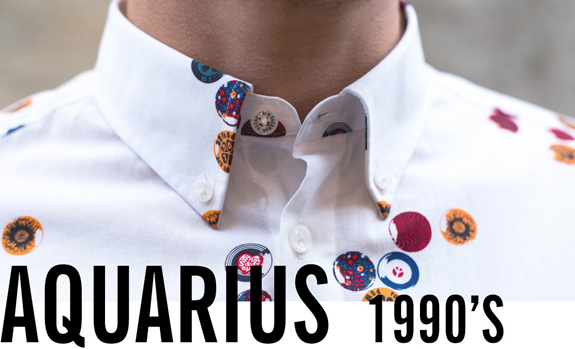 Ben Sherman Aquarius Archive Shirt