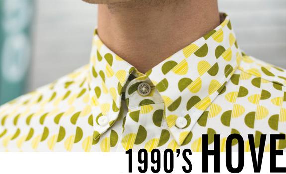Ben Sherman Hove Archive Shirt