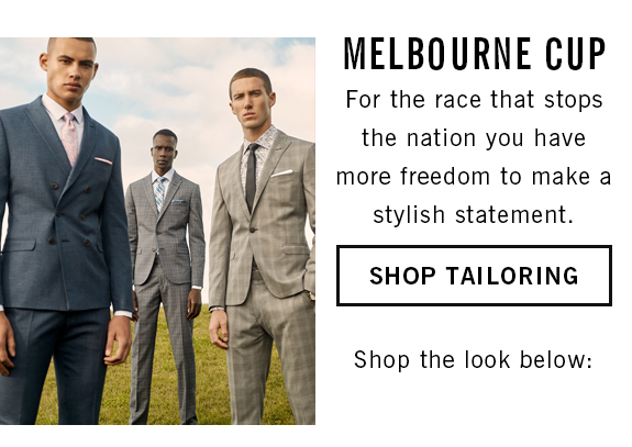 Melbourne Cup Outfit Ideas