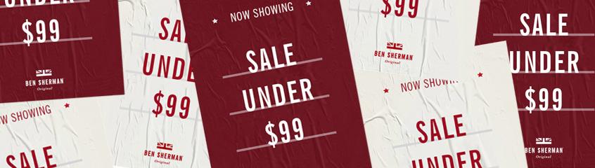 Mid Season Sale $99 & Under