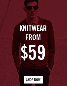 Knitwear from $59