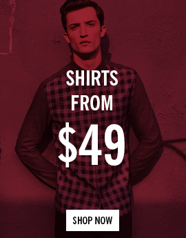Shirts from $49