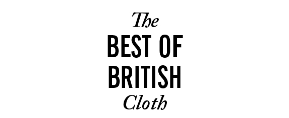 BEST OF BRITISH CLOTH HEADING