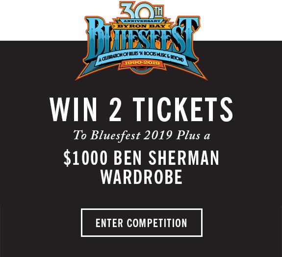 win tickets to bluesfest 2019