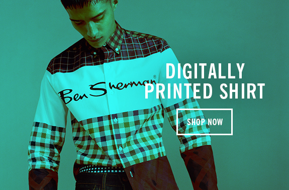 digitally printed shirt