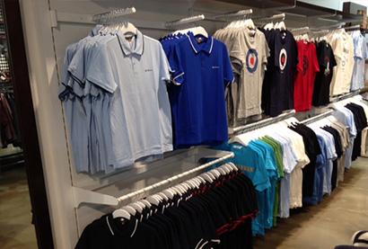 Ben Sherman South Wharf Store