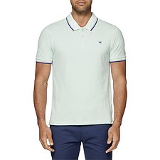 Image of Ben Sherman Australia LIGHT GREEN ROMFORD POLO