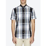 Image of Ben Sherman Large Check Mod Fit Shirt