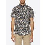 Image of Ben Sherman Tropical Chinz Mod Fit Shirt