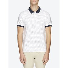 Picture of Double Dotted  Polo