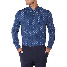 Picture of FLORAL PRINT MOD SHIRT
