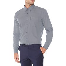 Picture of DITSY DOT PRINT MOD SHIRT