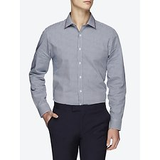 Picture of Long sleeve Mod Stripe Gingham Kings Shirt