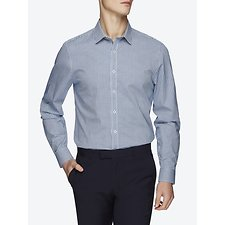 Picture of MICRO GINGHAM CAMDEN BUSINESS SHIRT