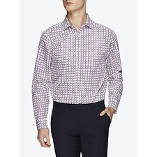 Picture of Long sleeve Check Houndstooth Kings Shirt