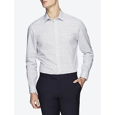 Picture of SCATTERED SQUARE CAMDEN BUSINESS SHIRT