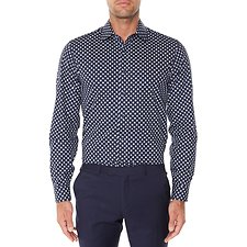 Picture of DITSY GEO KINGS BUSINESS SHIRT