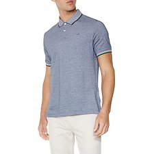 Image of Ben Sherman Australia DARK NAVY ROMFORD POLO