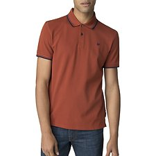 Image of Ben Sherman Australia RUST ROMFORD POLO