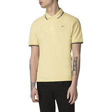 Image of Ben Sherman Australia PALE YELLOW ROMFORD POLO