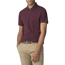 Image of Ben Sherman Australia WINE ROMFORD POLO