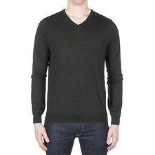 Picture of MERINO V NECK KNIT