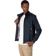 Image of Ben Sherman Australia NAVY HARRINGTON JACKET