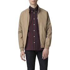 Image of Ben Sherman Australia SAND HARRINGTON JACKET