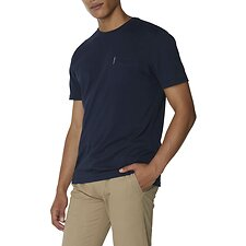 Picture of THE PLAIN POCKET CREW TEE