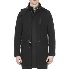 Picture of BONDED WOOL PARKA