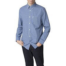 Image of Ben Sherman Australia SKY GINGHAM SHIRT