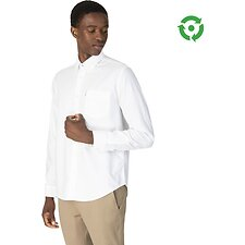 Image of Ben Sherman Australia WHITE OXFORD SHIRT
