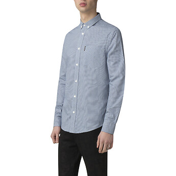 Image of Ben Sherman Australia  MINI HOUSE GINGHAM SHIRT