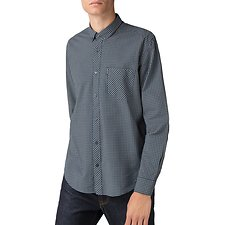 Image of Ben Sherman Australia CAMEL MINI HOUSE GINGHAM SHIRT