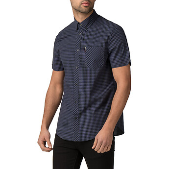 Image of Ben Sherman Australia  GINGHAM SHIRT