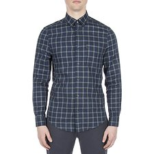 Picture of MOD STRIPE CHECK SHIRT