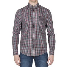 Picture of BRUSHED MULTICOLOUR GINGHAM SHIRT