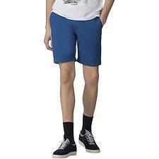 Image of Ben Sherman Australia BRIGHT BLUE SLIM STRETCH CHINO SHORT