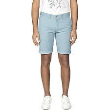 Image of Ben Sherman Australia TEAL SLIM STRETCH CHINO SHORT