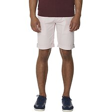 Image of Ben Sherman Australia LIGHT PINK SLIM STRETCH CHINO SHORT