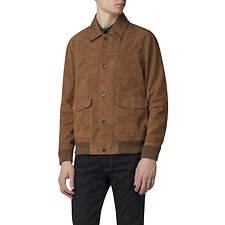 Picture of SUEDE BLOUSON