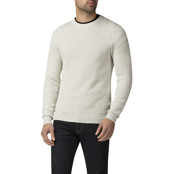 Image of Ben Sherman Australia  TEXTURED CREW NECK