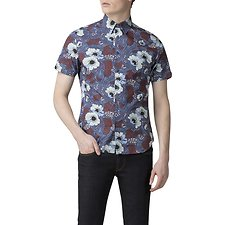 Picture of PSYCHEDELIC FLORAL SHIRT