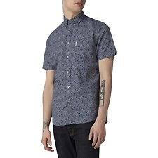 Picture of STENCIL FLORAL SHIRT