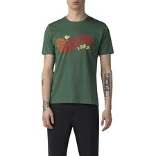 Image of Ben Sherman Australia HUNTER GREEN EXPERIENCE T-SHIRT