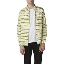 Image of Ben Sherman Australia GREEN HOVE ARCHIVE SHIRT