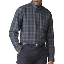 Image of Ben Sherman Australia DARK GREEN HERITAGE CHECK SHIRT