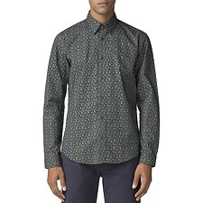 Image of Ben Sherman Australia FOREST MULTICOLOUR FLORAL SHIRT