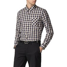 Image of Ben Sherman Australia  HERITAGE WINDOWPANE SHIRT
